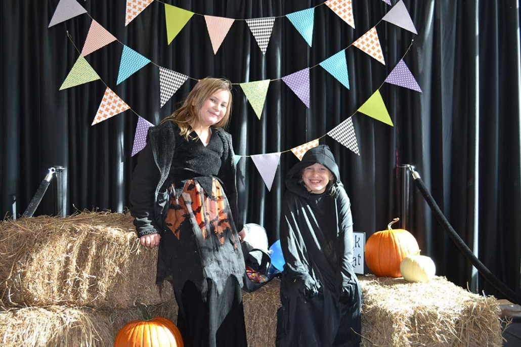 Halloween Photo Booth – Orange City - Decorating Homes For Christmas