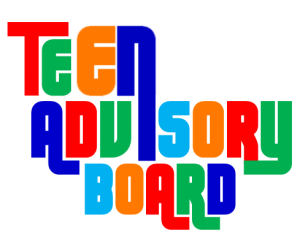 Teen Advisory Board TAB logo