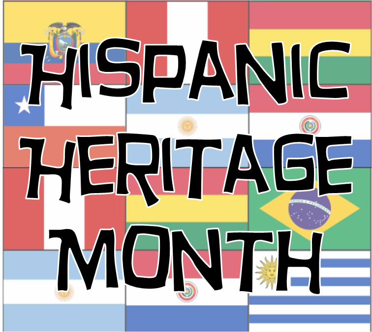 list of synonyms and antonyms of the word hispanic heritage month