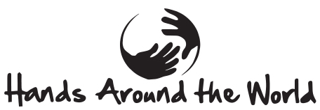 Hands Around the World Logo