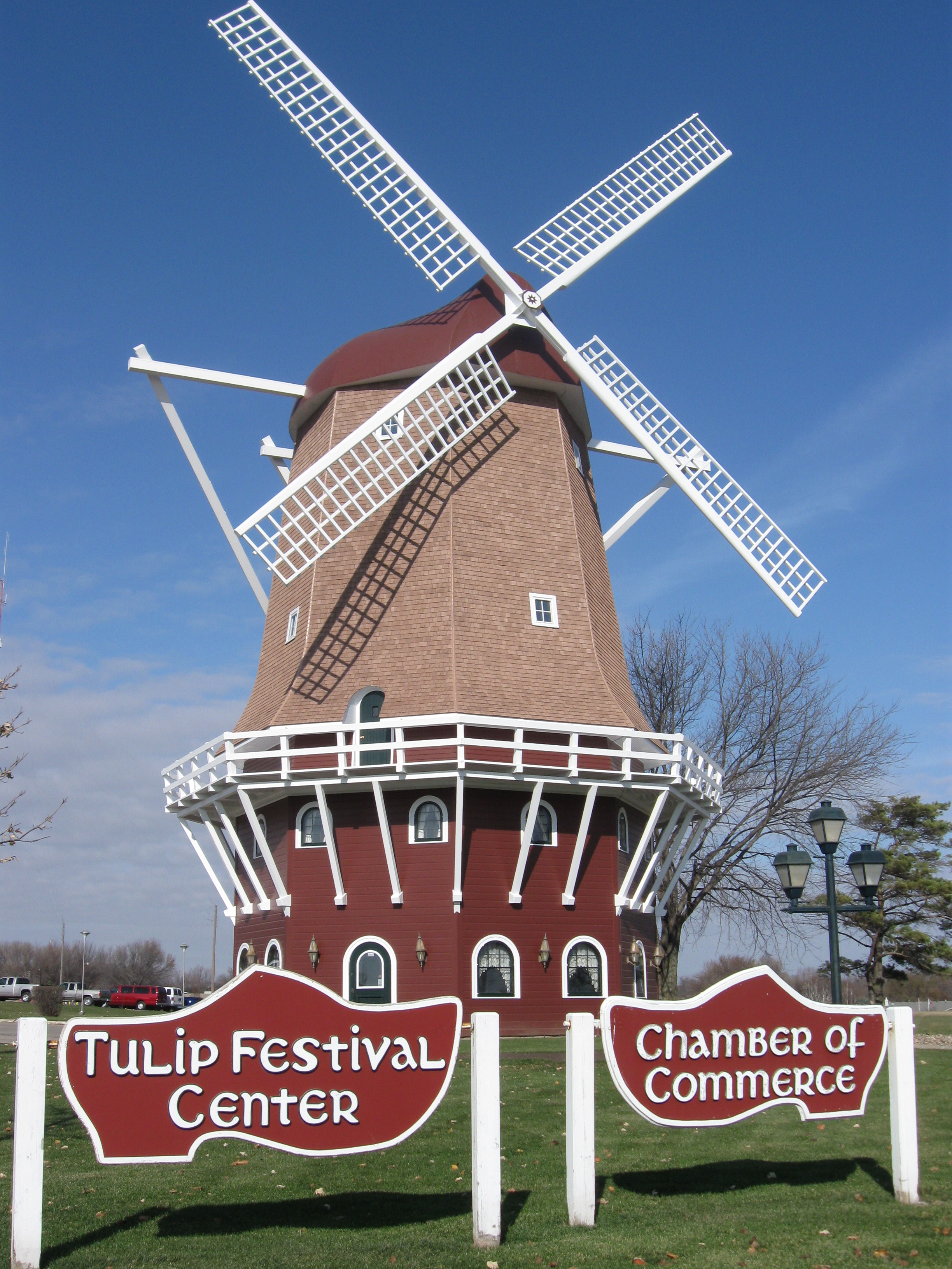 chamber tulip festival windmill u2013 orange city