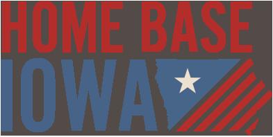 Home Base Iowa Logo