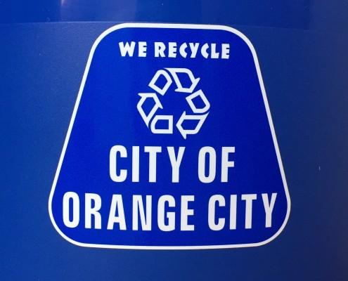 Orange City Recycles