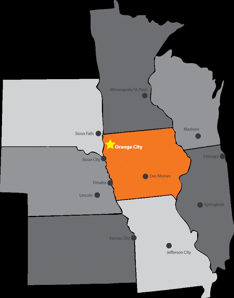 Travel Agency In Orange City Iowa